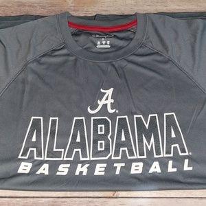 🍁 Alabama Basketball Performance Tee